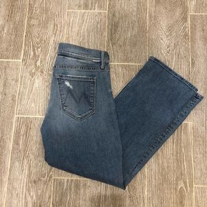 Mother Jean's The Pretender Size 27 Inseam 25